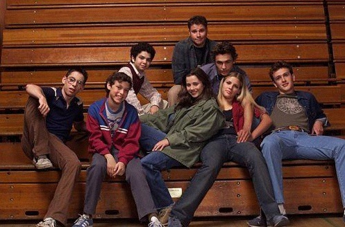 série freaks and geeks
